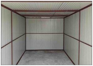 Konštrukcia garáže